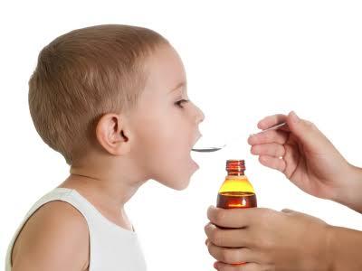 Bebeklerde öksürük için ilaç